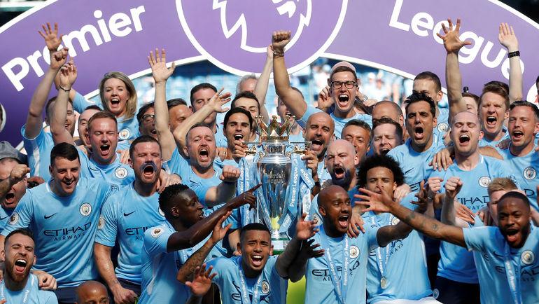 """У чемпиона Англии """"Манчестер Сити"""" и других клубов могут возникнуть трудности с составом. Фото AFP"""