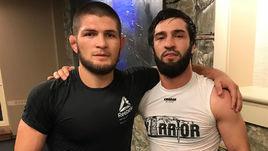 Зубайра Тухугов и Абубакар Нурмагомедов временно отстранены из-за драки после боя Хабиб - Конор