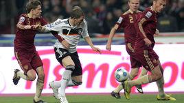 Германия - Россия. Главное перед матчем