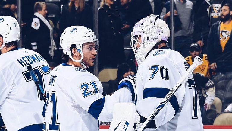 16 ноября. Питтсбург. PPG Paints Arena. Фото NHL.com