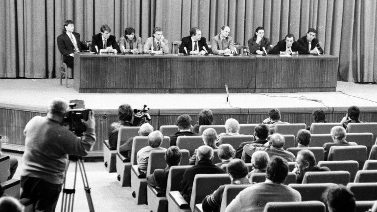 """Борис Игнатьев: """"У Бышовца был зуд. Он метил на живое место Садырина"""""""
