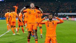 Голландия вернулась: Франция повержена, Германия отправлена во второй дивизион