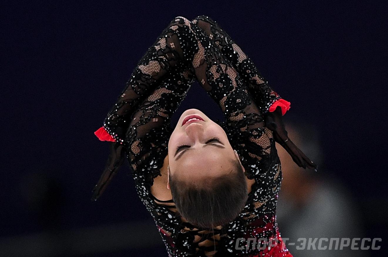 Алина Ильназовна Загитова-2 | Олимпийская чемпионка - Страница 4 Origin