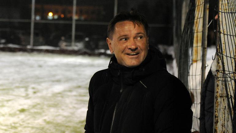 Дмитрий Аленичев. Фото Алексей Иванов