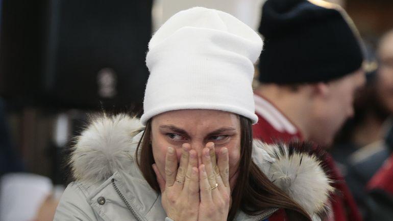 Анастасия Седова. Фото REUTERS