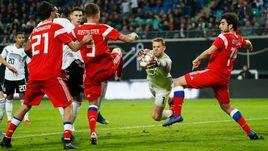 В Лиге наций-2020/21 россияне могут сыграть с Германией.