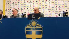 Станислав Черчесов: Поражение от Швеции - заслуженное
