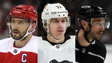 Овечкин, Малкин, Ковальчук. Кого в Канаде впишут в историю хоккея, а кого нет