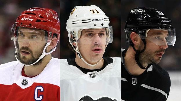 Какие российские хоккеисты попадут в Зал хоккейной славы в Торонто