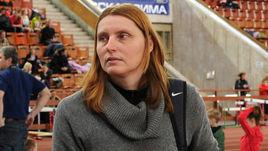 Ирина Привалова.
