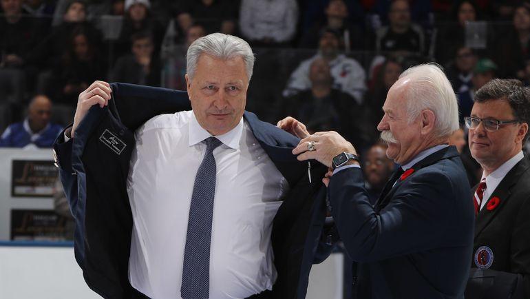 11 ноября. Торонто. Александр Якушев. Фото AFP