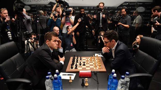 Матч за звание чемпиона мира по шахматам, Магнус Карлсен – Фабиано Каруана, какой счет, результат
