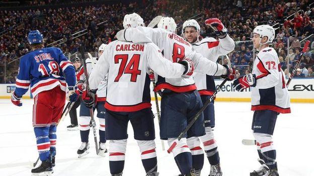 Чемпионат НХЛ, Рейнджерс – Вашингтон – 3:5 , 24 ноября 2018 года, обзор матча, видео голов, гол Александра Овечкина