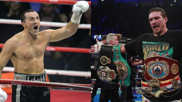 Денис Лебедев – Александр Усик, когда бой, WBA обязала Усика и Лебедева провести бой до 10 марта
