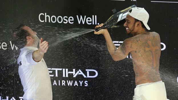 Формула-1 Гран-при Абу-Даби-2018, Льюис Хэмилтон выиграл гонку, обзор гонки, видео