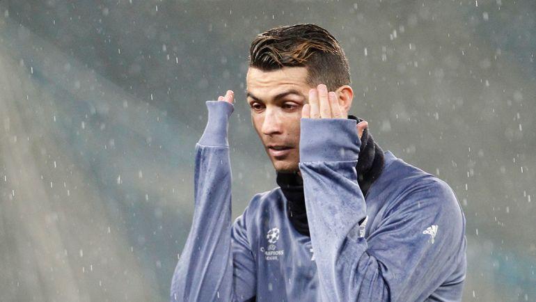 Криштиану Роналду. Фото AFP