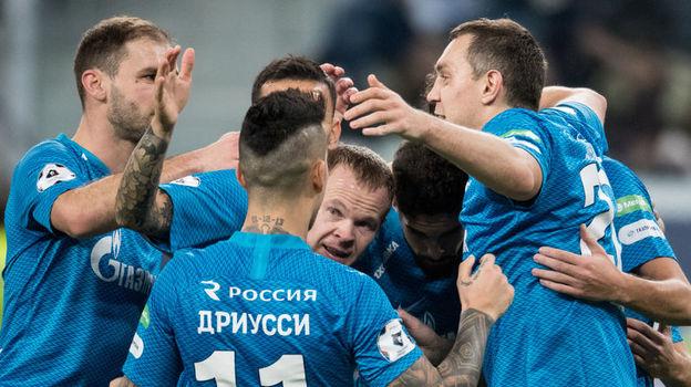 Чемпионат России по футболу, РПЛ, итоги первого круга, турнирная таблица, расписание матчей