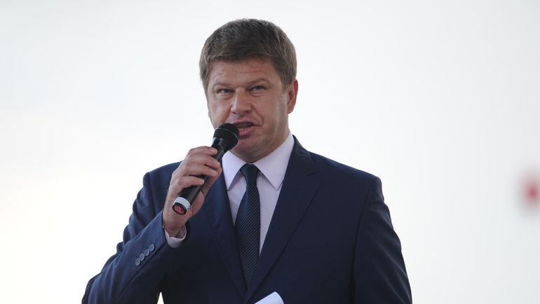 Дмитрий Губерниев. Фото Федор Успенский
