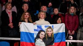 Вокруг Загитовой новый скандал. Ее фанаты атакуют олимпийскую чемпионку