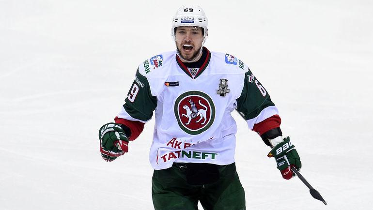 Александр Бурмистров. Фото photo.khl.ru