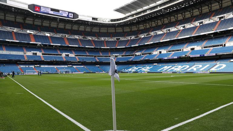 """Стадион """"Реала"""" """"Сантьяго Бернабеу"""". Фото Reuters"""