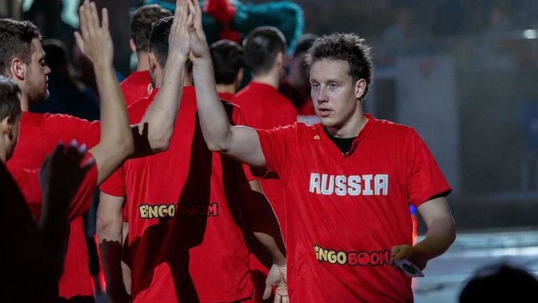 Дмитрий Кулагин. Фото РФБ