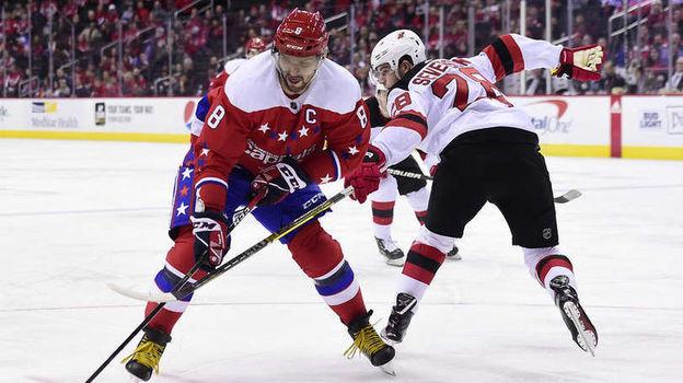 Вашингтон – Нью-Джерси – 6:3, чемпионат НХЛ, 1 декабря 2018 года, обзор матча, видео голов, Александр Овечкин вышел на 15-е место в списке снайперов в истории НХЛ