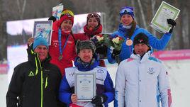 Лыжники в Красноярске мороза не боятся. А футболисты?