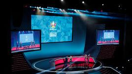 Жеребьевка отбора Евро-2020. Онлайн