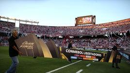 Кубок Либертадорес в Мадриде: