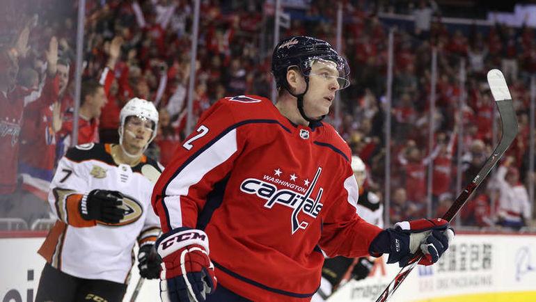 Евгений Кузнецов. Фото НХЛ.