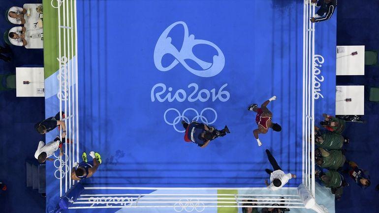 Останется ли бокс в программе олимпийских игр? Фото Reuters