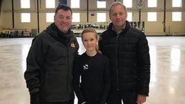 К Орсеру приехала 16-летняя россиянка. А как же Медведева?
