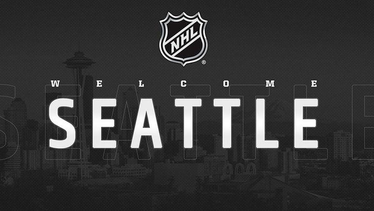 НХЛ анонсировал появление нового клуба в Сиэттле. Фото twitter.com/PR_NHL