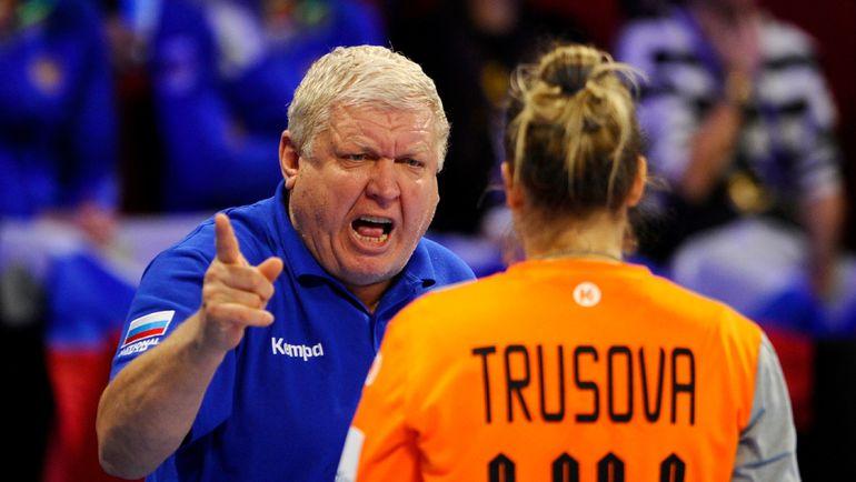 Евгений Трефилов и Кира Трусова. Фото Reuters