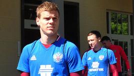 Александр Кокорин и Павел Мамаев остаются вне игры.