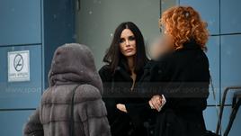 Алана Мамаева в суде. Как она переживала за мужа