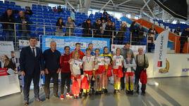 Мини-футбольный праздник для юных новосибирцев
