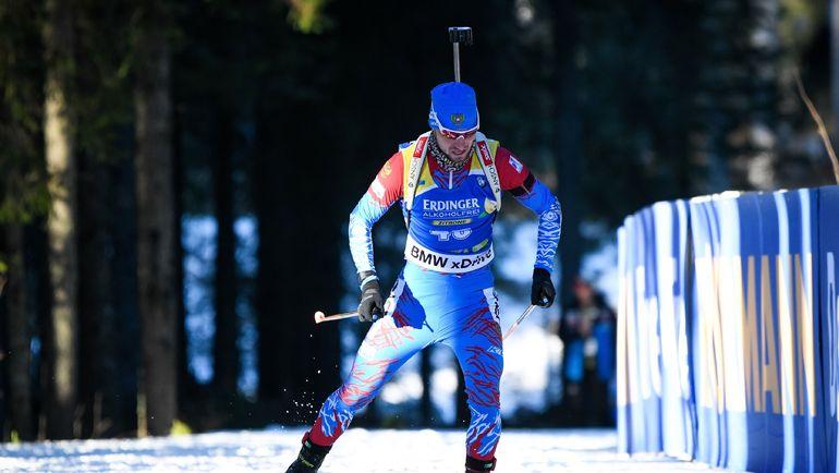 Александр Логинов. Фото AFP.