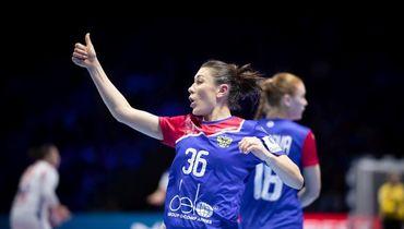 Сербия – Россия – 25:29. Гандбол. Женщины. Чемпионат Европы. Обзор матча