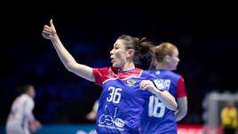 9 декабря. Нант. Сербия – Россия – 25:29. Россиянки одержали уверенную победу.