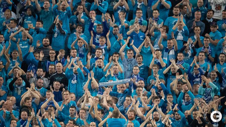 """9 декабря. Санкт-Петербург. """"Зенит"""" - """"Рубин"""" - 1:2. 48657 зрителей на матче."""