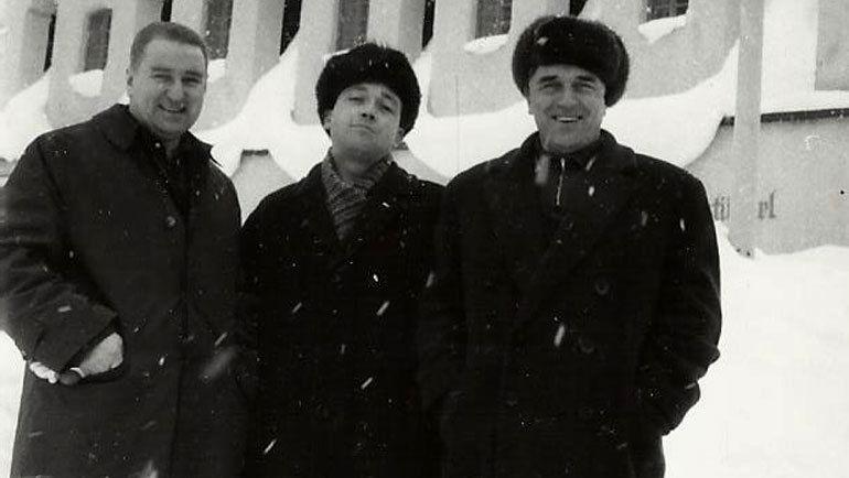 Анатолий Тарасов (слева). Фото Из личного архива Анри Рачкова