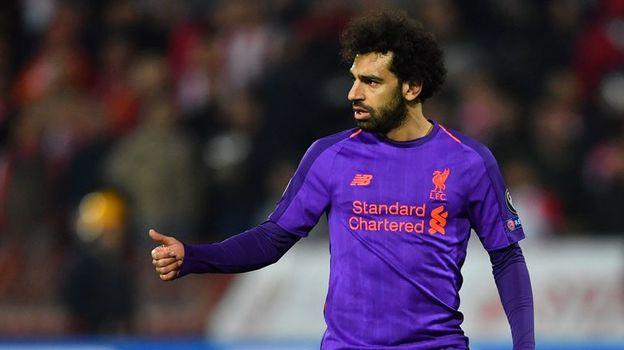 """Главная звезда """"Ливерпуля"""" Мохамед Салах. Фото Reuters"""