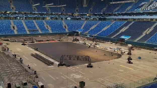 Россия – Финляндия, 16 декабря 2018 года, анонс матча на стадионе футбольного Зенита