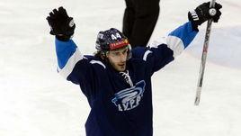 В КХЛ может пробиться единственный чеченский хоккеист