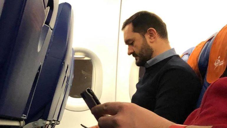 Измайлов и Родионов летят в Валенсию эконом-классом. Фото «СЭ»