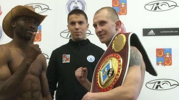Роман Андреев (справа). Фото instagram.com