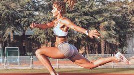 Российская скелетонистка Канакина натренировала идеальное тело. Фитоняшки отдыхают