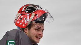 Призрак из НХЛ, вратарь Шестеренкин и журналист-провидец. Чудеса на тренировке сборной